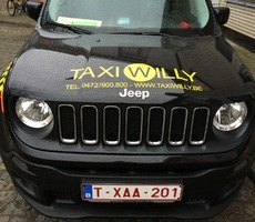 Taxi Willy -Luchthavenvervoer