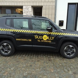 Taxi Willy - Wagenpark